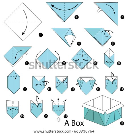 origami giraffe instructions step by step