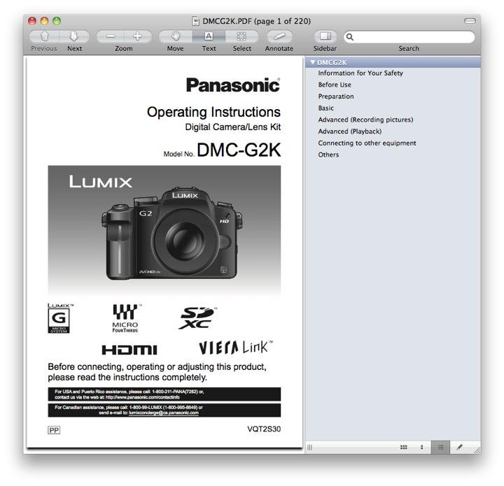 panasonic es-3833 instruction pdf