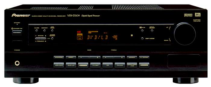 pioneer vsx 504s instruction manual