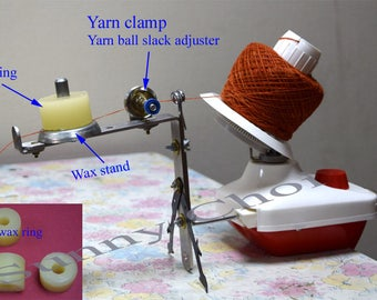 royal wool winder instructions