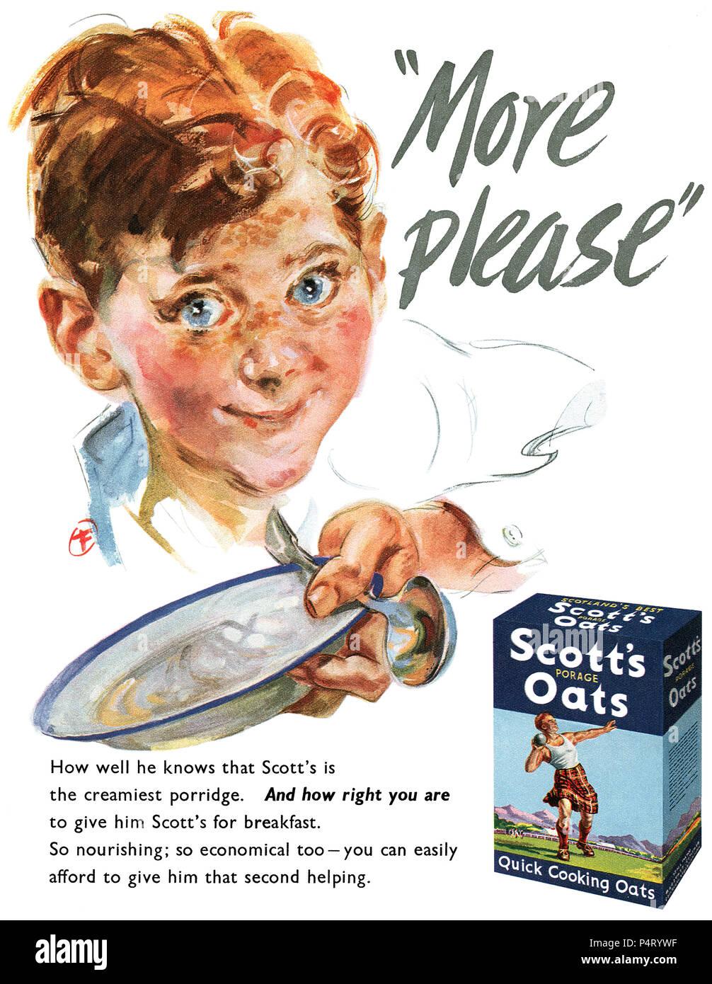 scotts porridge oats instructions
