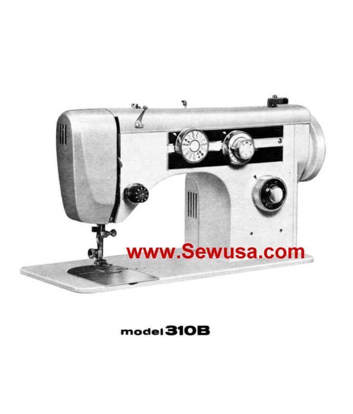 sew easy knitting machine instruction manual