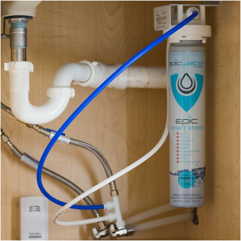 shield water filter instructions