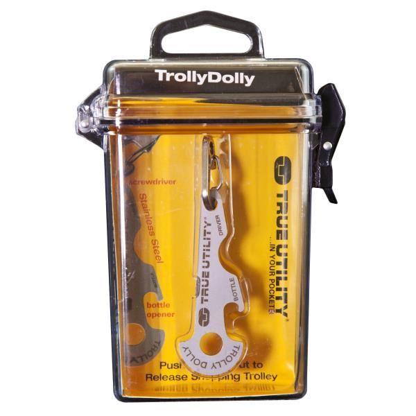 shopping trolley box key instructions
