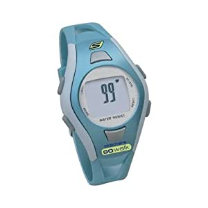 skechers go walk heart rate monitor watch instructions