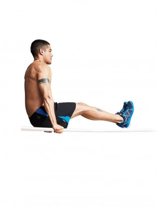 step by step instructions for straight leg raises