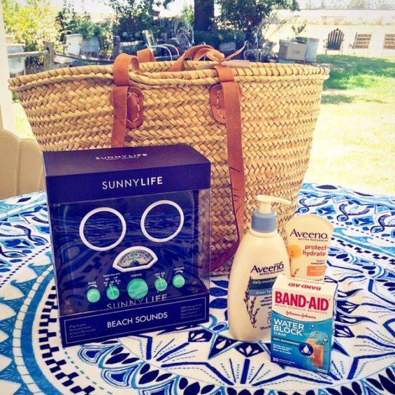 sunnylife beach sounds speaker instructions