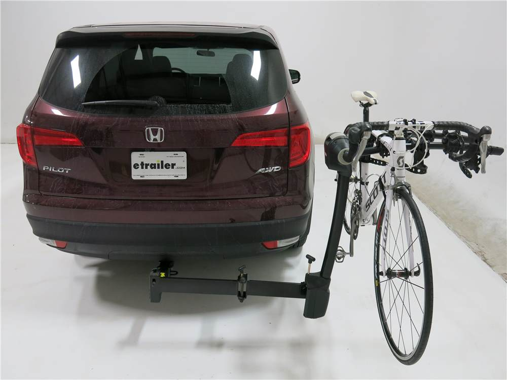 thule 2 bike rack instructions