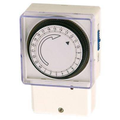 trac immersion heater timer instructions