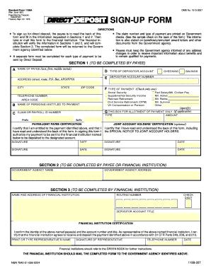 vanguard direct deposit service instruction form