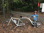 weeride child bike seat instructions