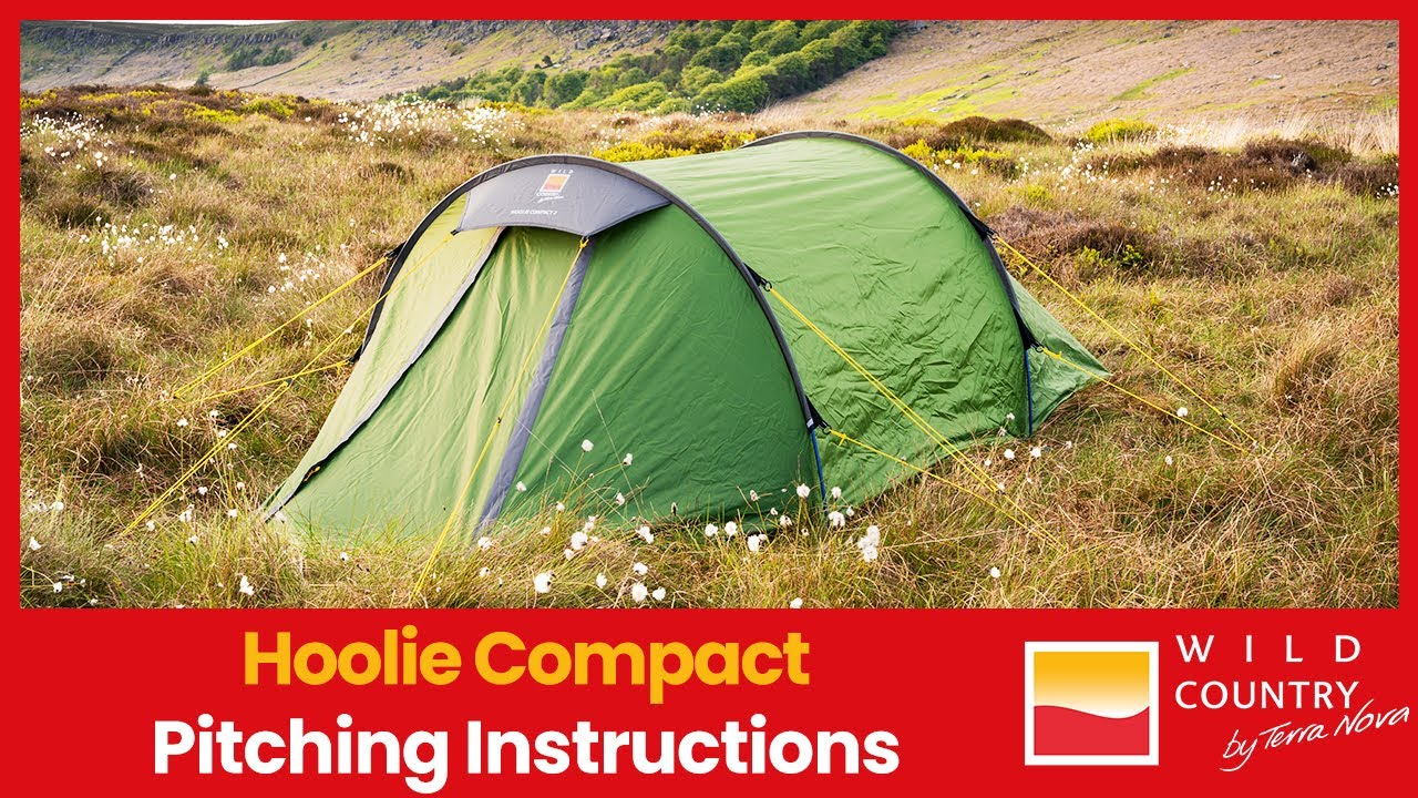 wild country oxley tent instructions